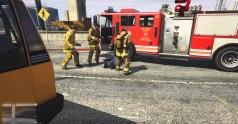 Dlaczego nie warto zadzierać ze strażakami w GTA V