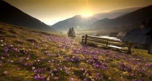 Zmieniająca się pogoda w Tatrach