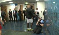 Balotelli wciąż skory do żartów