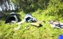 Wjazd do namiotu