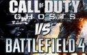 Call of Duty Ghosts vs. Battlefield 4 - porównanie wyglądu destrukcji
