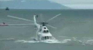Wypadek helikopterem