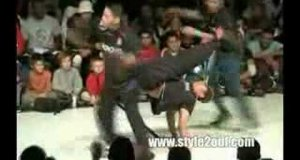 Breakdance - najlepsze triki