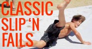 30 klasycznych wpadek na ślizgawce