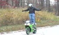 Stanie na motorze - podwójna porażka