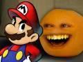 Nieznośna pomarańcza - Mario