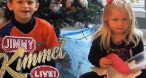 Poprosił rodziców, aby dali dzieciom słabe prezenty