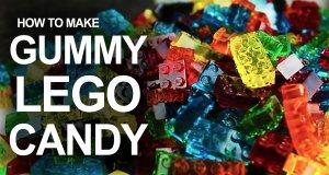 "Podwójna radość ""Żelki LEGO"""