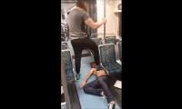 Polak robi porządek w metrze w Los Angeles