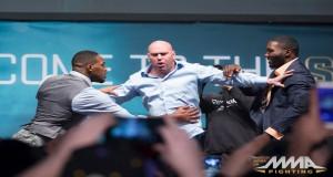 Konferencja przed walką Jon Jones vs Anthony Johnson