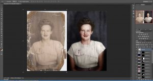 Jak naprawić stare zdjęcie