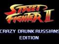 Street Fighter - Edycja Szalone Rosyjskie Pijaczki