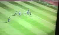 Widowiskowy gol w azjatyckiej lidze