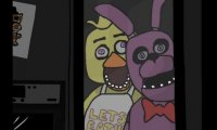 Trolling w Five Nights at Freddy's