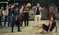 Piłka nożna w samurajskim stylu