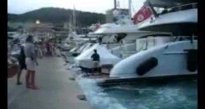 Wypadki na łodziach