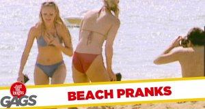 Najlepsze ukryte kamery na plaży
