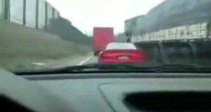 Za szybki samochód