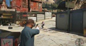 Grand Theft Auto V - Wprowadzenie do świata