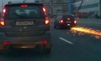 Wypadki samochodowe - październik 2013