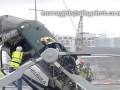 Niezdarne pilotowanie śmigłowca