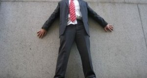 Samobójczy skok