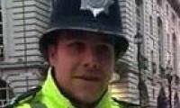 Luz w brytyjskiej policji