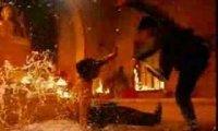 Capoeira w ogniu