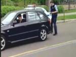 Ukryta kamera - policyjny żarcik