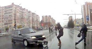 """""""Najlepsze"""" wypadki drogowe nr 58"""