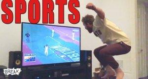 Najlepsze wpadki ze sportami