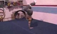 Pokaz gimnastyki