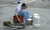 Garnkowa perkusja