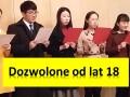 """Studencie polonistyki z Pekinu śpiewają """"Dozwolone od lat 18"""""""