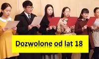 Studencie polonistyki z Pekinu śpiewają