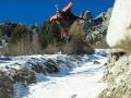 Najniższy przelot w Wingsuicie