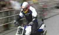 Motocyklowy pokaz