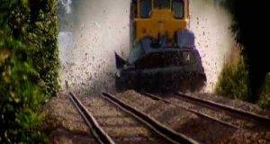Pociąg vs samochód