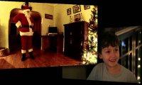 Nagranie świętego Mikołaja