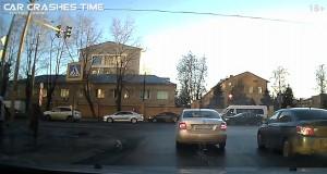 """""""Najlepsze"""" wypadki drogowe nr 109"""