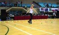 Klaudia Hartmanis i popis freestyle skatingu