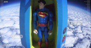 Kosmiczna podróż Supermana