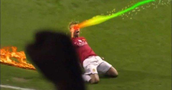 Efekty specjalne w piłce nożnej