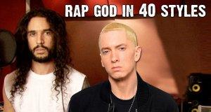 Rap God w 40 stylach