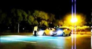 Szalone wyścigi samochodowe w Japonii