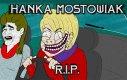 Śmierć Hanny Mostowiak - animacja