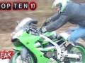 Top 10 wypadków motocyklowych