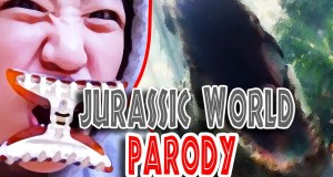Koreańska parodia Jurassic World