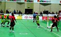 Ulubiony sport Ninja - Sepak Takraw