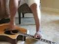 Gitarzysta bez rąk